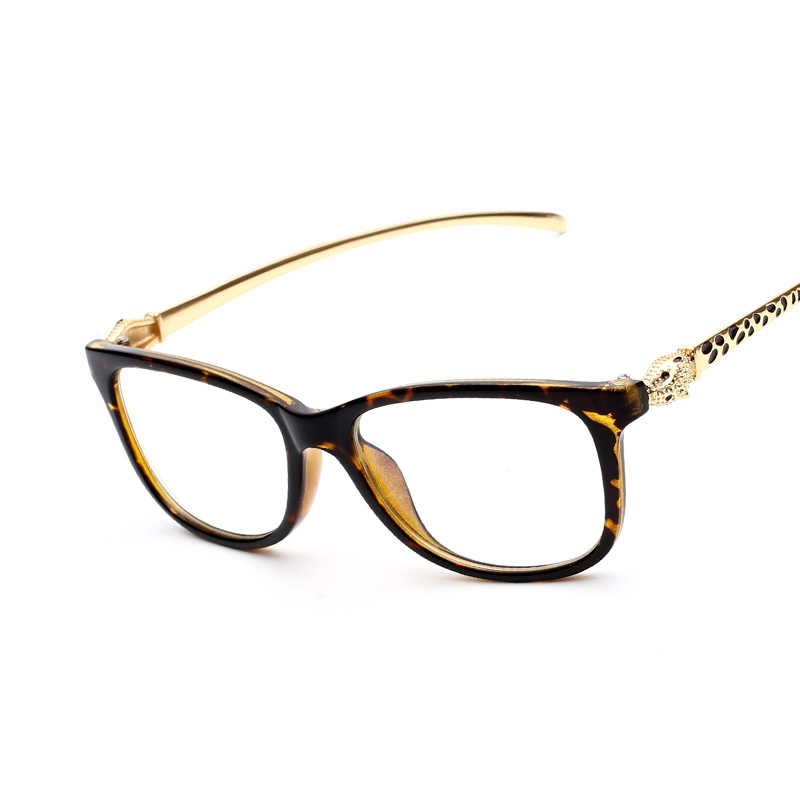 ▻2016 New Fashion Eye Glasses Frames For unisex Plain Mirror ...