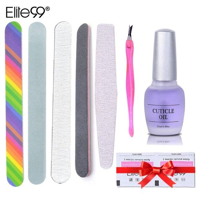 Elite99 Nail Art Tools Set 8pcslot Nail Art Tool Accessories