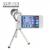 Ssriver para iphone 4 4s 16x lente zoom lente telescópio camera lens kit gopro tripé + caso de telefone lente de smartphones