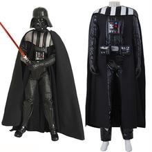 Anakin Skywalker vestuario Star Wars Darth Vader traje de los hombres traje de la película para Halloween Cosplay fiesta de disfraces(China (Mainland))