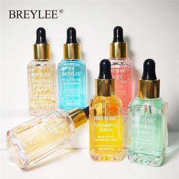 BREYLEE Anti-aging Serum Hyaluronic Acid Rose Nourishing Vitamin C Whitening Cream Firming Soothing Repair Face Care Essence