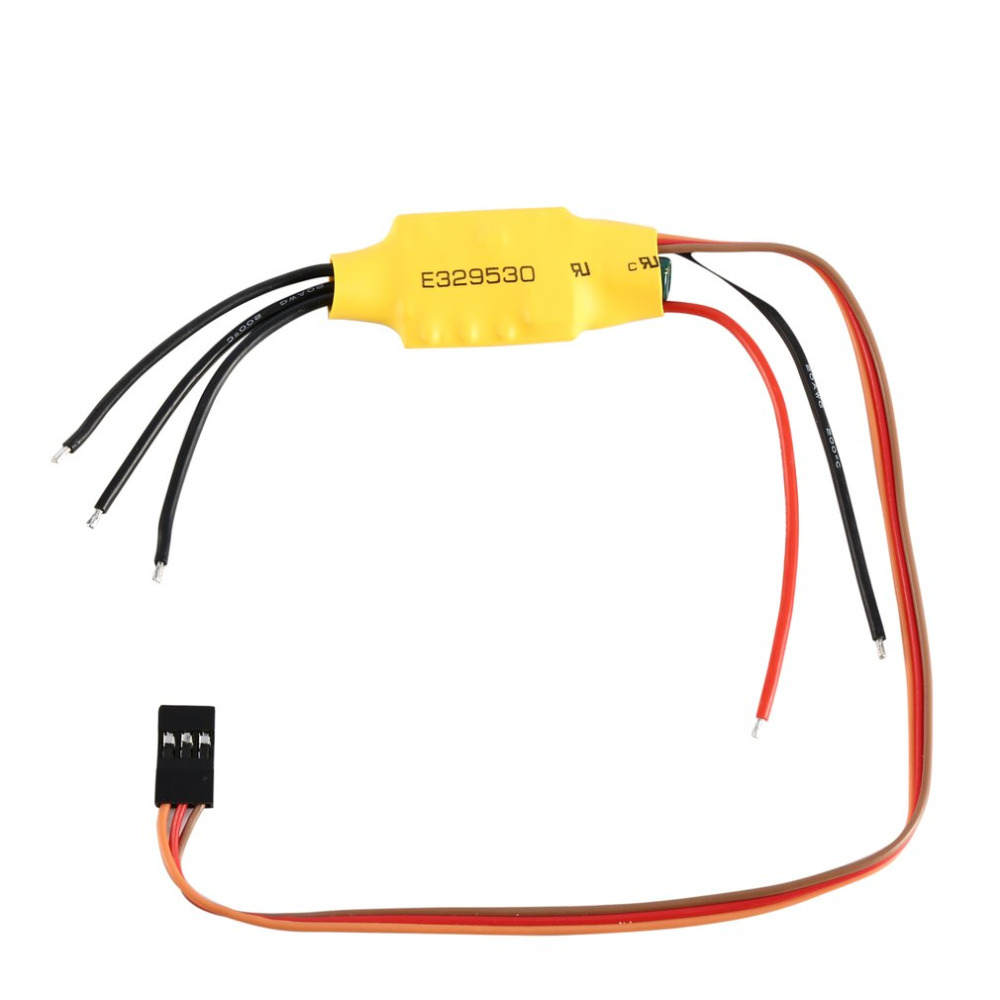 1pcs XXD 10A ESC Brushless Motor Speed Controller For RC Helicopter