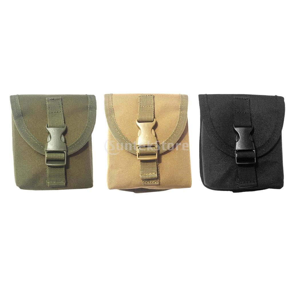 Spare/ Replacement Scuba Diving Weight Belt Pocket with Quick Release Buckle 14 x 12cm