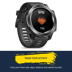Image 5 - Zeblaze VIBE 5 Heart Rate Monitoring Smart Watch Color Display Long Battery Life Smartwatch Multi sports Modes Fitness Tracker
