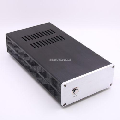 120VA HIFI Ultra-faible bruit alimentation linéaire DC5V 9 V 12 V 15 V 18 V 24 V LPS PSU
