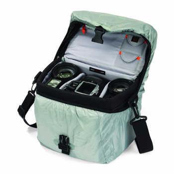 Hot Sale Genuine Lowepro Nova 200 AW (Black) Single Shoulder Bag Camera Bag Camera Bag To Take Cover