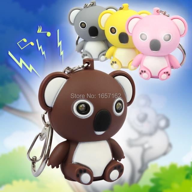 Koala licht + Sound puppen Kinder animierten spielzeug Kind kleines ...