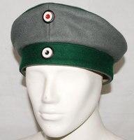 GERMAN WWI PRUSSIAN MOUNTAIN TROOPS FIELD CAP (KRATZCHEN) PRUSSIA 32455