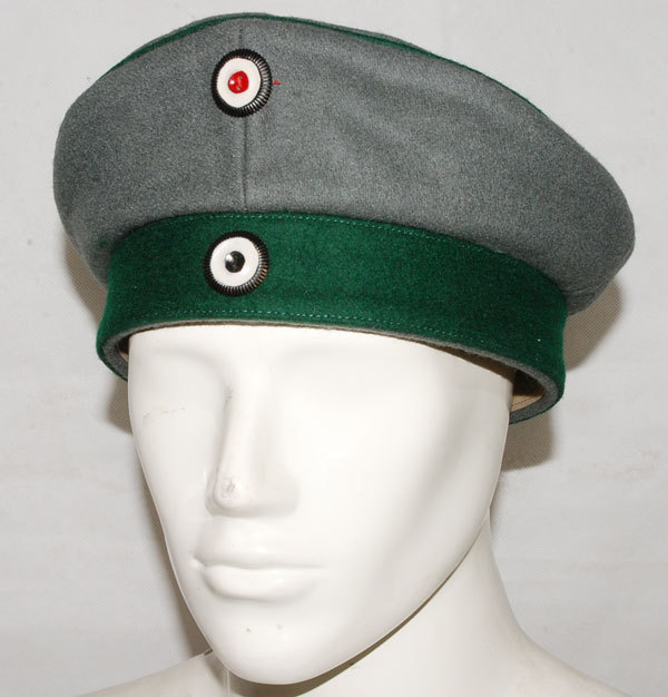 GERMAN WWI PRUSSIAN MOUNTAIN TROOPS FIELD CAP (KRATZCHEN) PRUSSIA 32455