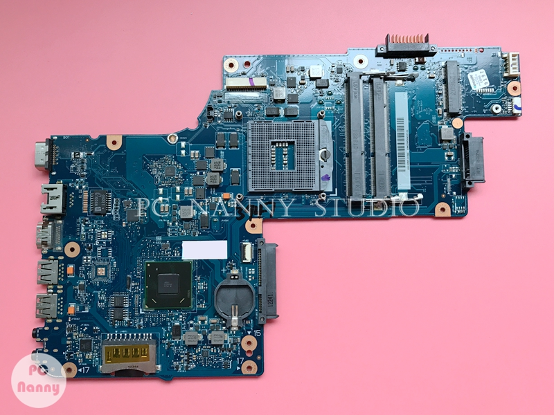 For Toshiba Satellite C850 L850 Intel Laptop Motherboard S988 Hm70 H000052740