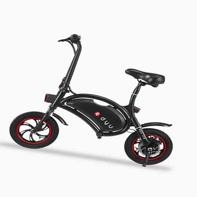 2017 DYU D1 Electric Foldable Bike Standard Type