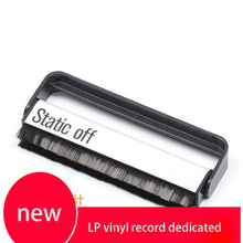 Turntable Player Accessory Anti Static Carbon Fiber Vinyl record Cleaner Cleaning Brush