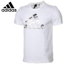Nuevo Producto Original, camisetas de camuflaje de aluminio Adidas BOS para hombre, ropa deportiva de manga corta
