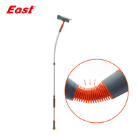 East New Arrival Glass Window Brushes Squeegee Scraper Rubber Telescopic Rod Brush Wiping Window Cleaner House Cleaning Tools