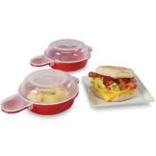 Easy Eggwich Microwave Cooking Tool