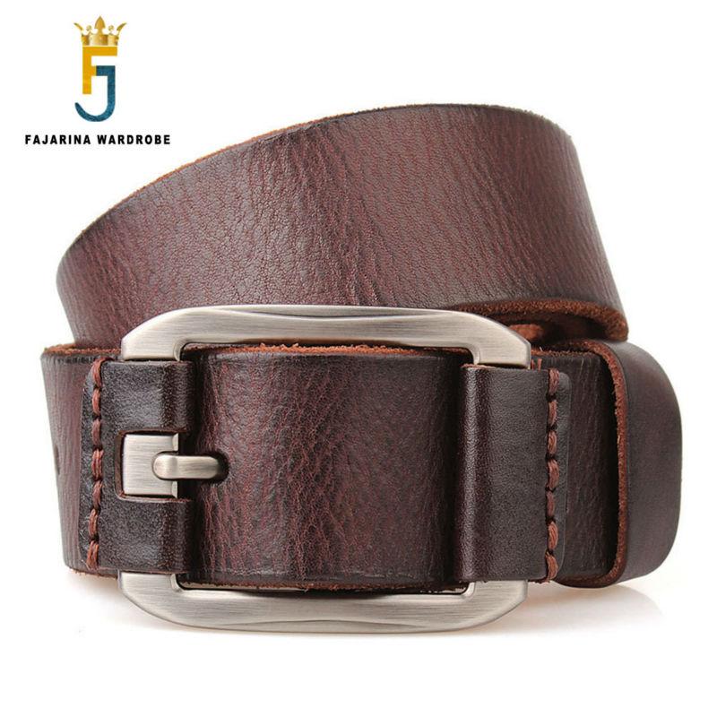 FAJARINA Módní všestranný design řemínek Muž vysoce kvalitní - Příslušenství pro oděvy