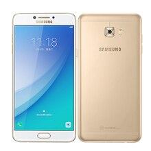 2017 New Original Samsung Galaxy C7 Pro Smartphone 4G RAM 64G ROM Octa Core Dual SIM 5.7″ 3300mAh 16MP 4G LTE Mobile Phone