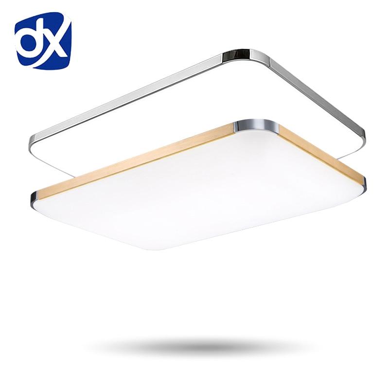 Modern led ceiling light living room bedroom lamp lamparas - Lamparas de techo de led ...