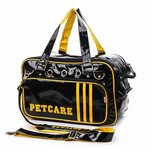 Fashion Portable Leather Pet Carrier