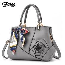 ZMQN PU skórzane torby torebki damskie znane marki szaliki Crossbody torba dla kobiet 2019 luksusowe torebki damskie torby projektant A902