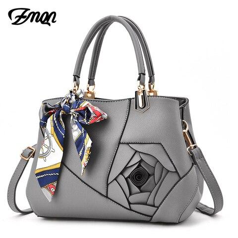 Bolsas de Couro Bolsa para as Mulheres Bolsas de Luxo Zmqn Bolsas Femininas Marcas Famosas Lenços Crossbody 2020 Designer A902 pu