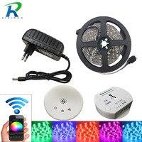 40M 2400Leds Non Waterproof RGB Led Strip Light 3528 DC12V 60Leds M Fiexble Light Led Ribbon