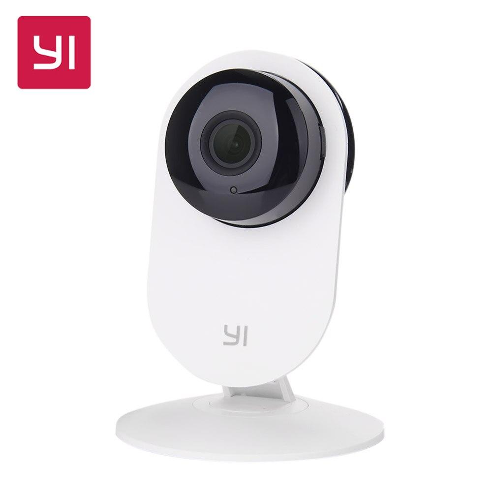International Edition Xiaomi YI Home Wifi IP font b Camera b font Night Vision Wireless