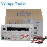 Testador De Pressão de Alta Precisão Digital AC/DC Tensão de suporte Tester Pressão 5KV RK2672AM Hipot Tester