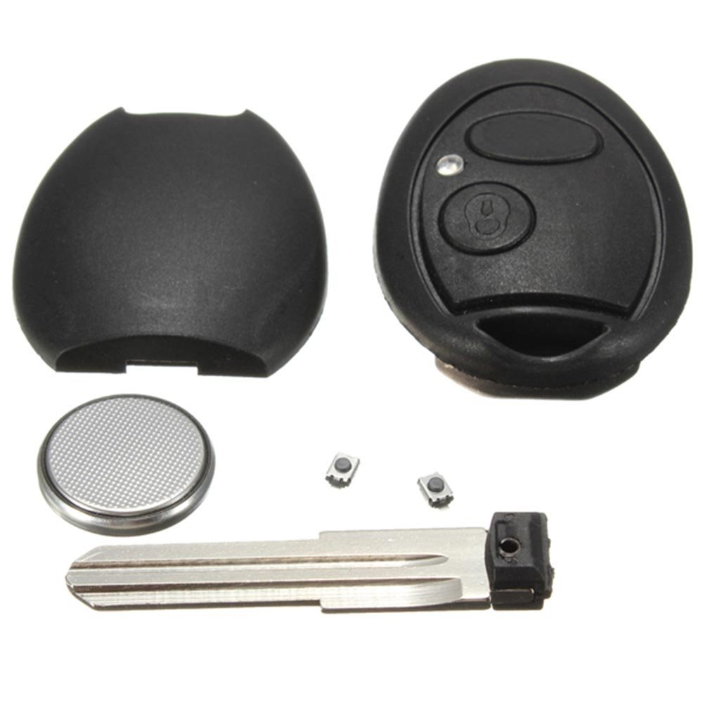 2 BUTTON SHELL KEY REMOTE CONTROL FOR TD4 TD5 Rover 75 Land Rover|2 buttons key shell|2 button|key shell 2 button - title=
