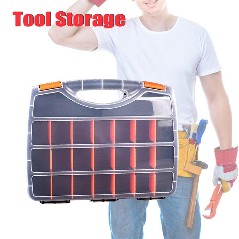 Portable Hardware Tool Parts Screw Storage Box B-320Portable Hardware Tool Parts Screw Storage Box B-320