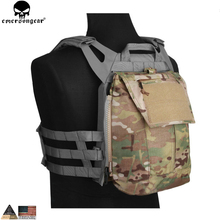 EMERSONGEAR Mag Pouch Zip-ON Panel for AVS JPC2.0 CPC Tactical Backpack Airsoft Combat Gear