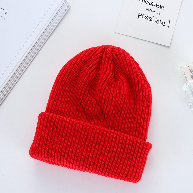 d3675a706 Hot Promo] 2019 NEW Men Women Fashion Knit Baggy Beanie Oversize ...
