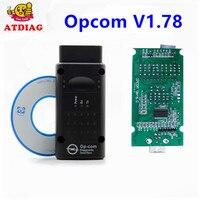 2017 High Quality OPCOM 1 65 1 70 V1 64 For Opel Diagnostic Scanner OP COM