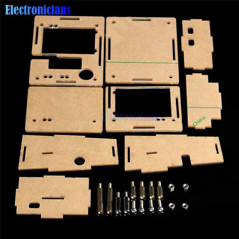 ケースシェルtft GM328 トランジスタテスターダイオードlcrメータpwm方形波diyキット