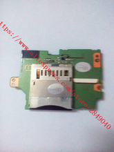 Digital camera repair and replacement parts 5D3 5D MARK III SD the card slot board for Canon