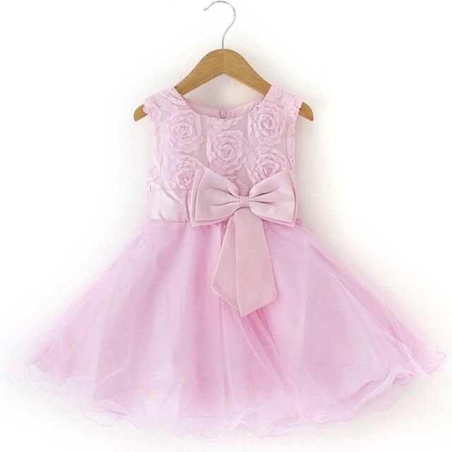 Niñas bebés Niños niños vestidos de dama de honor de fiesta de ...