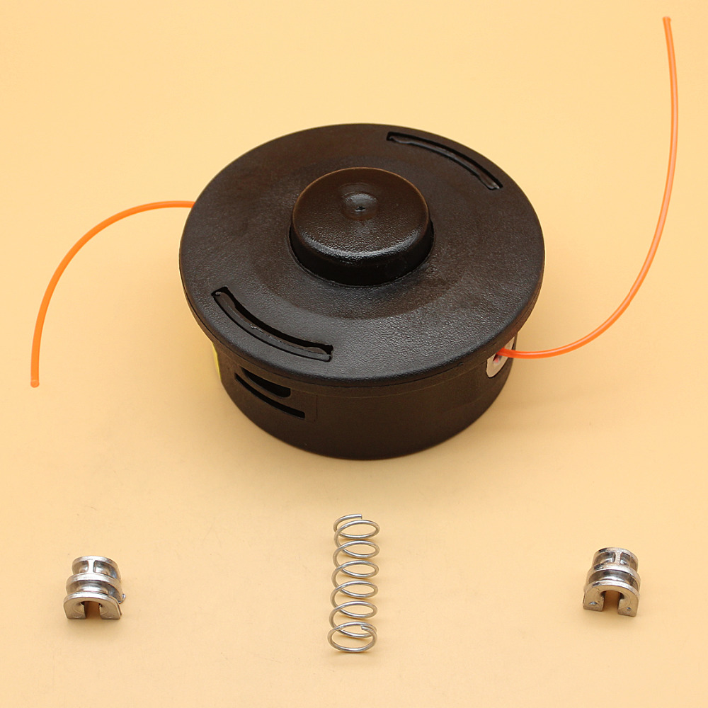 Trimmer Head Spring Eyelet Sleeve Kit For STIHL FS44 FS55 FS70 FS80 FS85 FS90 FS100 FS110 FS120 FS130 FS200 Trimmer Parts new arrival mayitr grass trimmer gear box head replacement for fs130 fs120 fs110 fs100 fs90 fs85 fs80