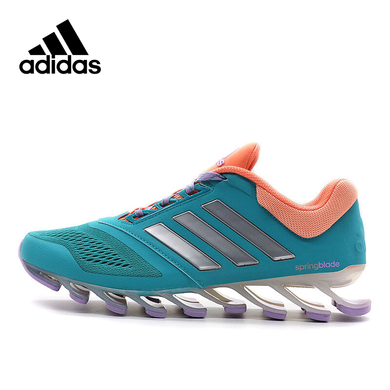 hot sale online faad9 61859 Adidas Springblade Original New Arrival Oficial das Mulheres Running Shoes  Sneaker AQ8118