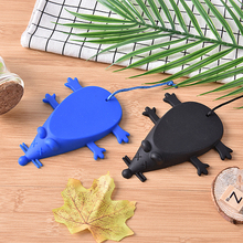 121015cm door stop heavy duty rubber mouse door stop stopper wedges