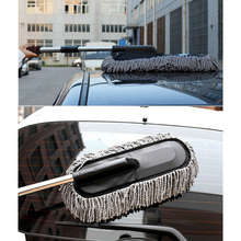 Car Wash Brushes Ultrafine Fiber Car Motorcycle Washer Supplies Microfiber Removable Car Care Brushes Cleaning Tools