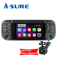 A Sure 4.3 Inch Android Radio UK Car DVD GPS sat nav For Jeep Grand Cherokee 2002 2004 Jeep Wrangler 2003 2006