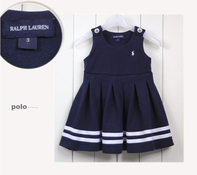 13abe54a4 Wholesale 5pcs Name brand baby and Kids clothing girl sailor style dresses  baby dress kids dresses sundress, Free shipping!