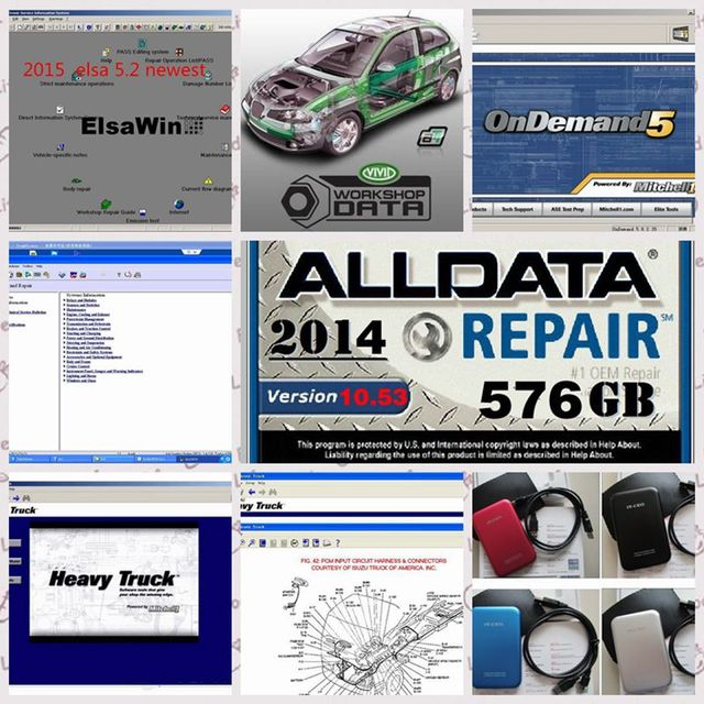 2018 auto repair software alldata 10 53 vivid workshopdata rh aliexpress com mitchell auto body repair manual mitchell auto repair manual online