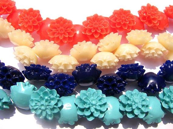 20%off 5strands 15mm chrysanthemum Acrylic jewelry gergeous Resin Platic bead resin jewelry rose fluorial rainbow carved jewelr