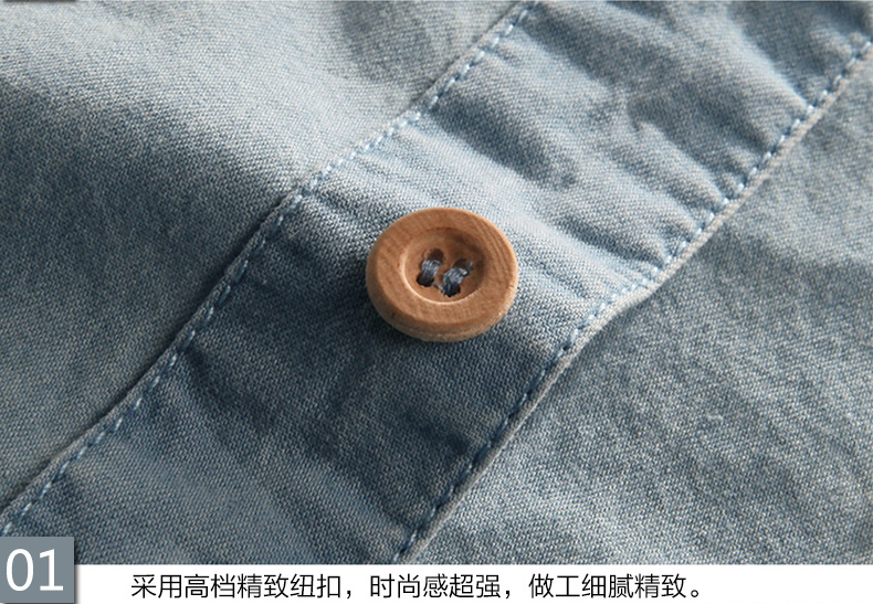 New Men's Denim Shirts Men Wear Loose Big Yards Short Sleeves Cotton Shirt Men Plus Size XL L-4XL 5XL 6XL 7XL 8XL 5z 11