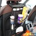 Asiento trasero del coche bolsa de almacenamiento de Coches bolsa de la preservación del calor taza de Bebida fría y aislamiento de almacenamiento de objetos pequeños
