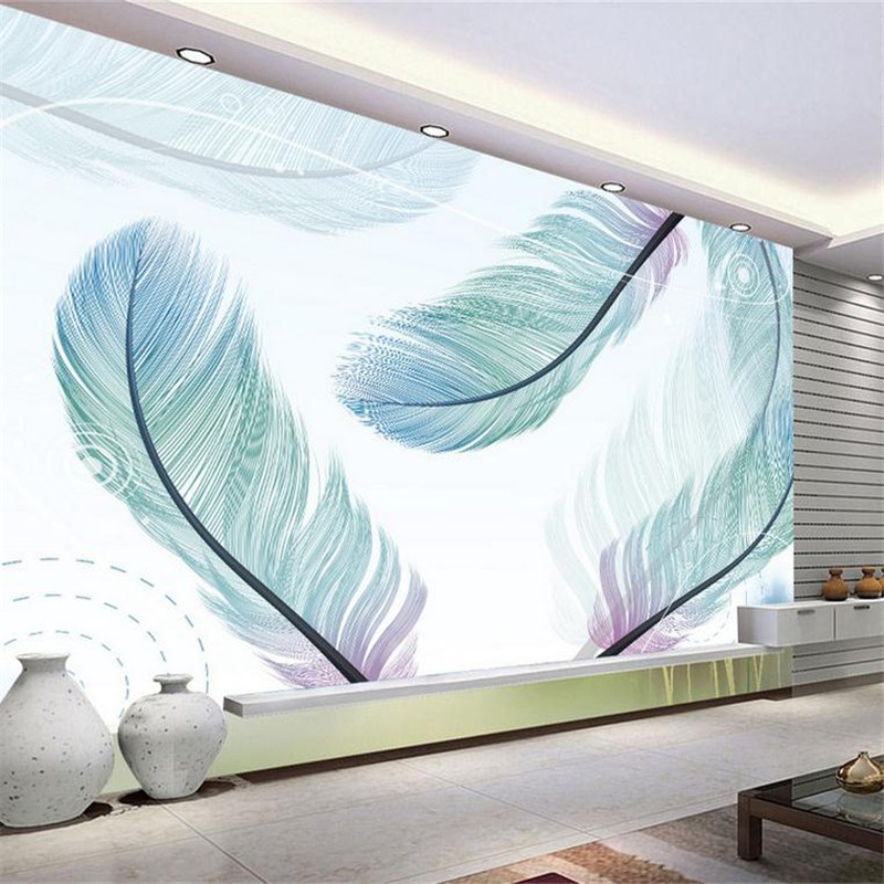 Custom Wall Murals Nature Desktop Wallpaper Abstract 3d Wallpaper Modern Living Room Furniture Ideas Home Decor Bedroom TV Room free shipping custom modern 3d large murals bedroom living room sofa background wallpaper ou venice building corridor