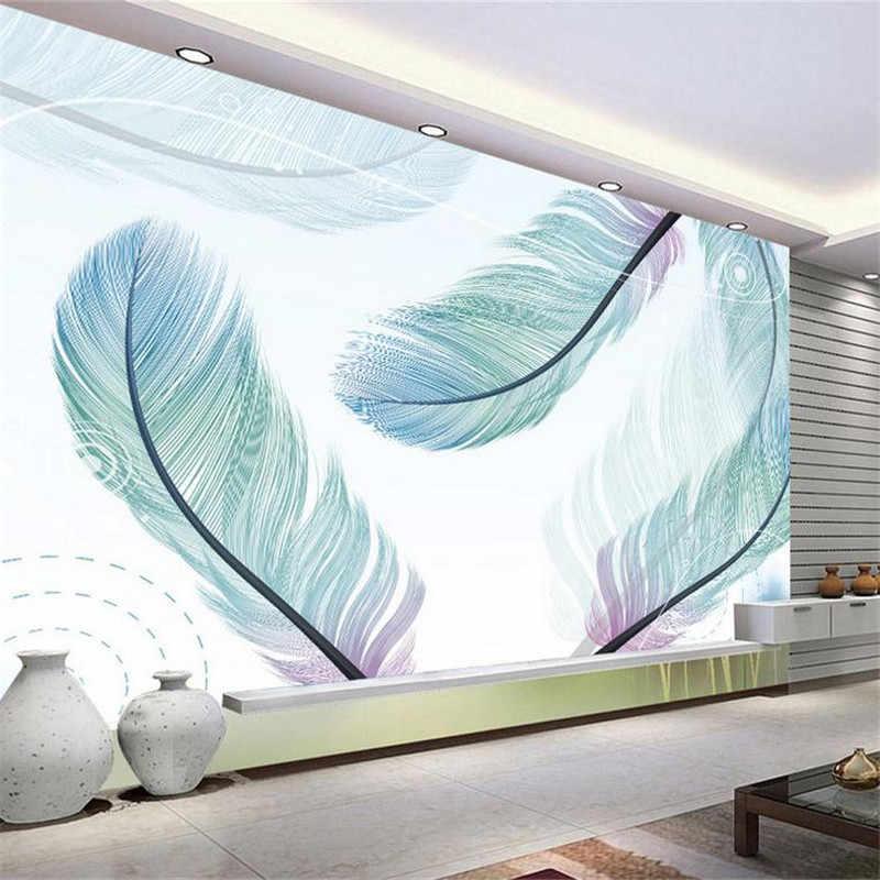 Nach Wandmalereien Natur Desktop Tapete Abstrakte 3d Tapete Moderne Wohnzimmer Mobel Ideen Wohnkultur Schlafzimmer Tv Zimmer Murals Nature Tv Roomwall Murals Nature Aliexpress