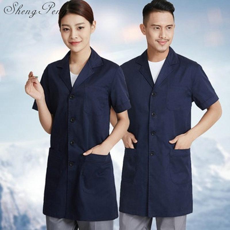 work wear uniform lab coat women men lab supplies medical clothing women men medical uniforms medical robe CC149