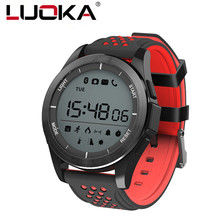 2017 NEW Luminous Smart Watch Bracelet IP68 waterproof Smartwatch Outdoor Mode Fitness Tracker Reminder Wearable Devices